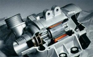 BMW-jeva elektronska vodna črpalka ima toliko prednosti in lahko prihrani gorivo