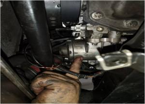 Metoda zamenjave električne vodne črpalke BMW